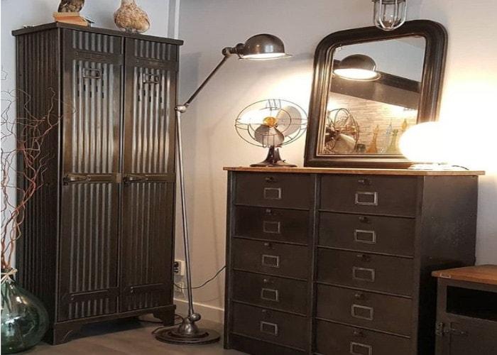 O'Range Métalic | Mobilier vintage et industriel à Bièvres (91)
