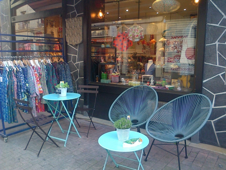 Saperlipopette | Dépôt-vente et boutique de créateurs à Montreuil (93)