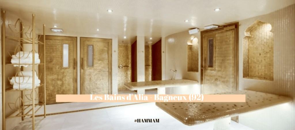 Les Bains d'Alia - bagneux