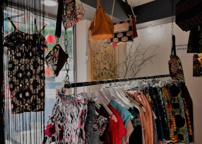 Fatimata Sy | Atelier sur mesure et concept-store éthique par  | Montreuil (93)