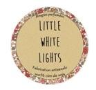 little white lights bougies parfumées réseaux sociaux