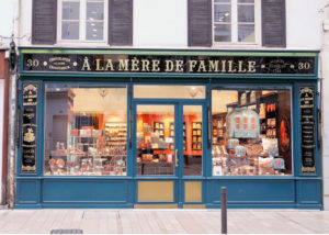 vincennes boutique LA MERE DE FAMILLE 1