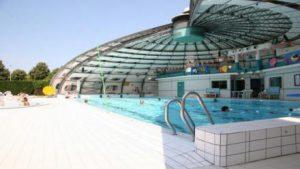 piscine Long rayage Lisses