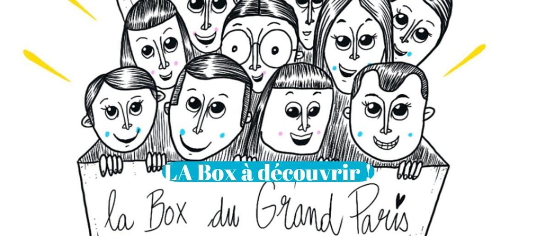 La Box du Grand Paris couv