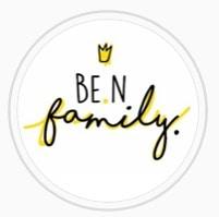 logo Be.N.family