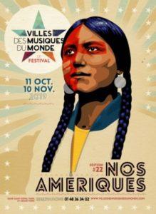 idées sorties novembre - festival villes des musiques du monde - seine-saint-denis