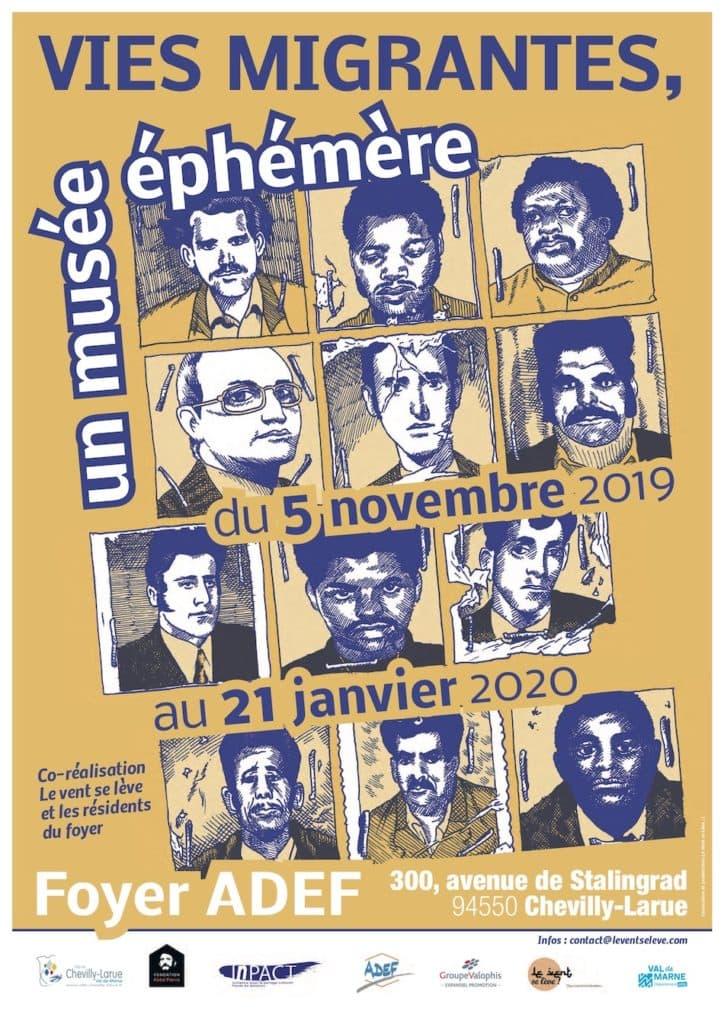 Vies Migrantes, Chevilly-la-Rue | Banlieue Parisienne | Idées sorties