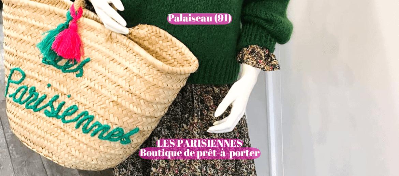 Les Parisiennes - boutique MODE Palaiseau