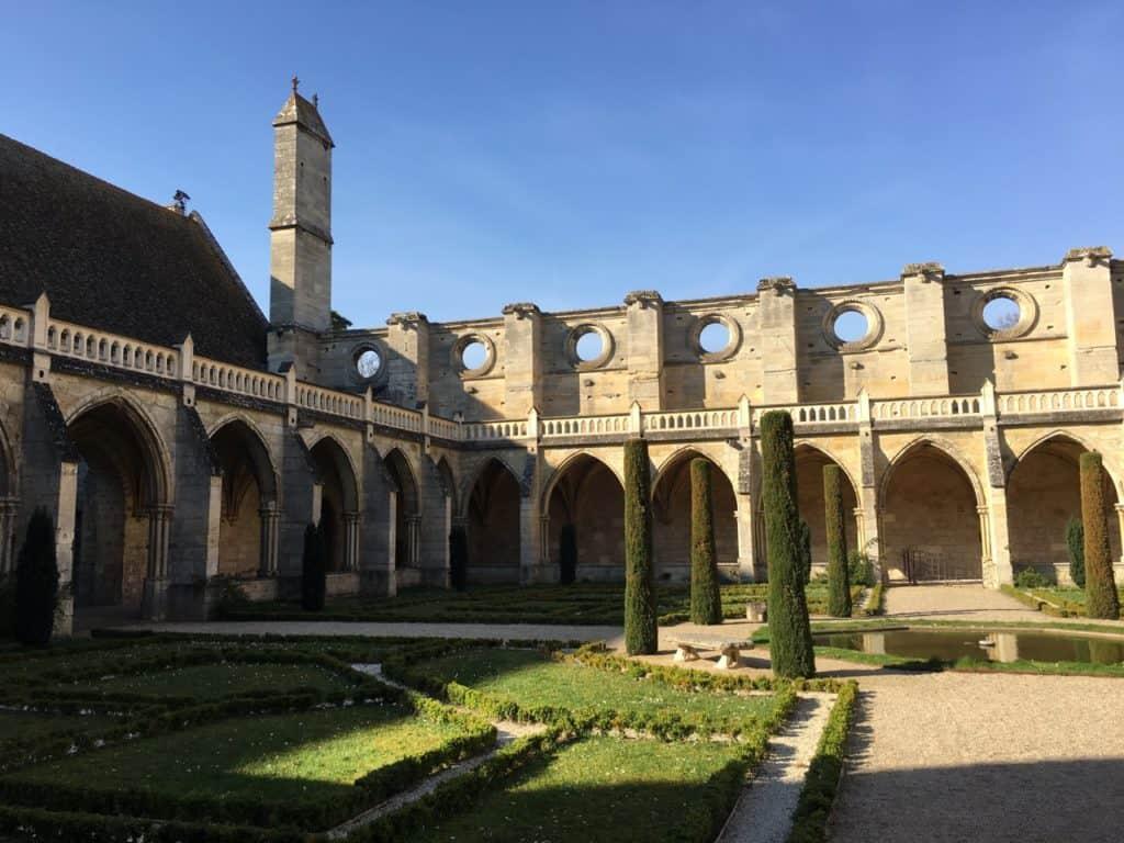 Abbaye de Royaumont 95 - Rando Navigo - randonnée 95