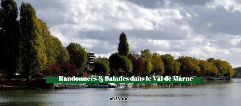 Randonnées et Balades dans le val de marne
