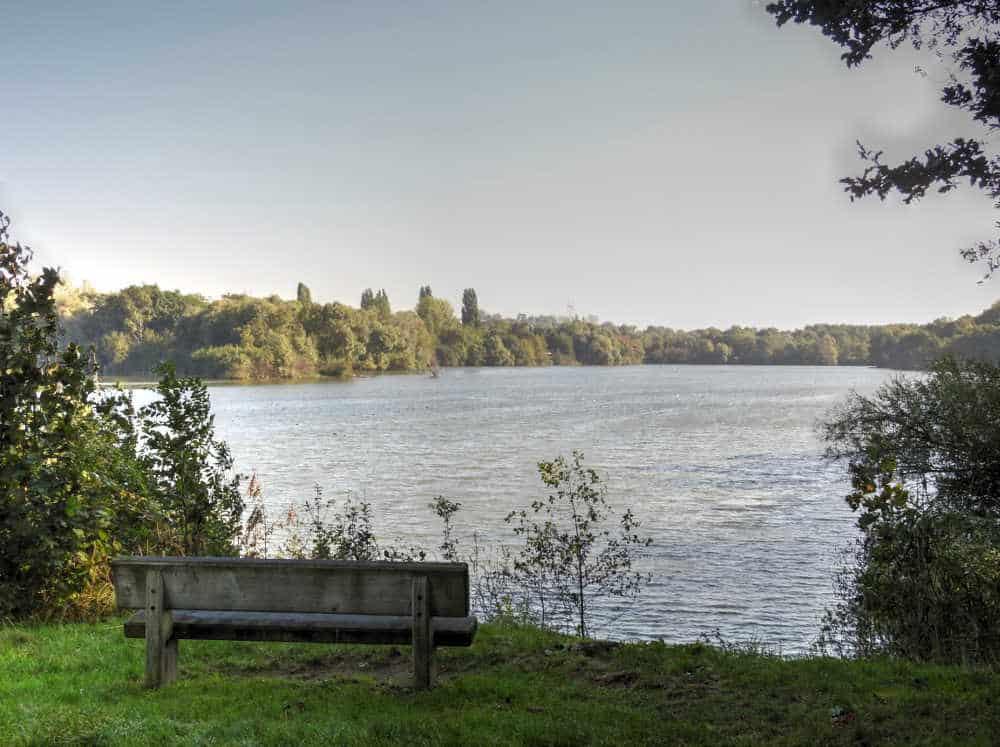 randonnées essonne- Bassin de Trévoix Ollainville - Gaia go guide.com