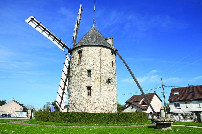 randonnées seine saint denis - Moulin de Montfermeil wikipédiafr