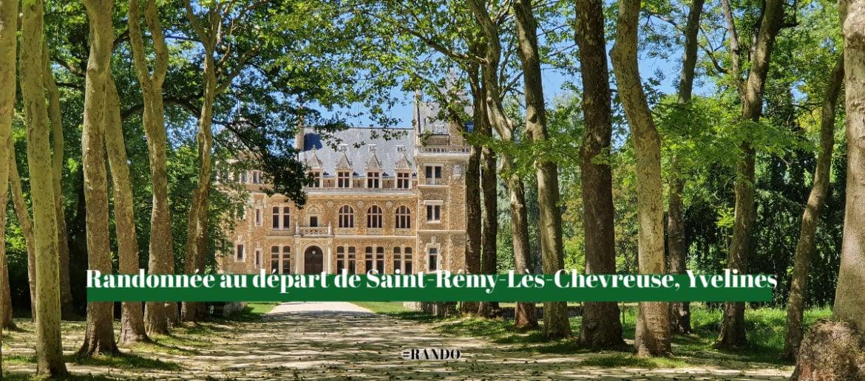 RANDO Saint Remy les Chevreuse 78