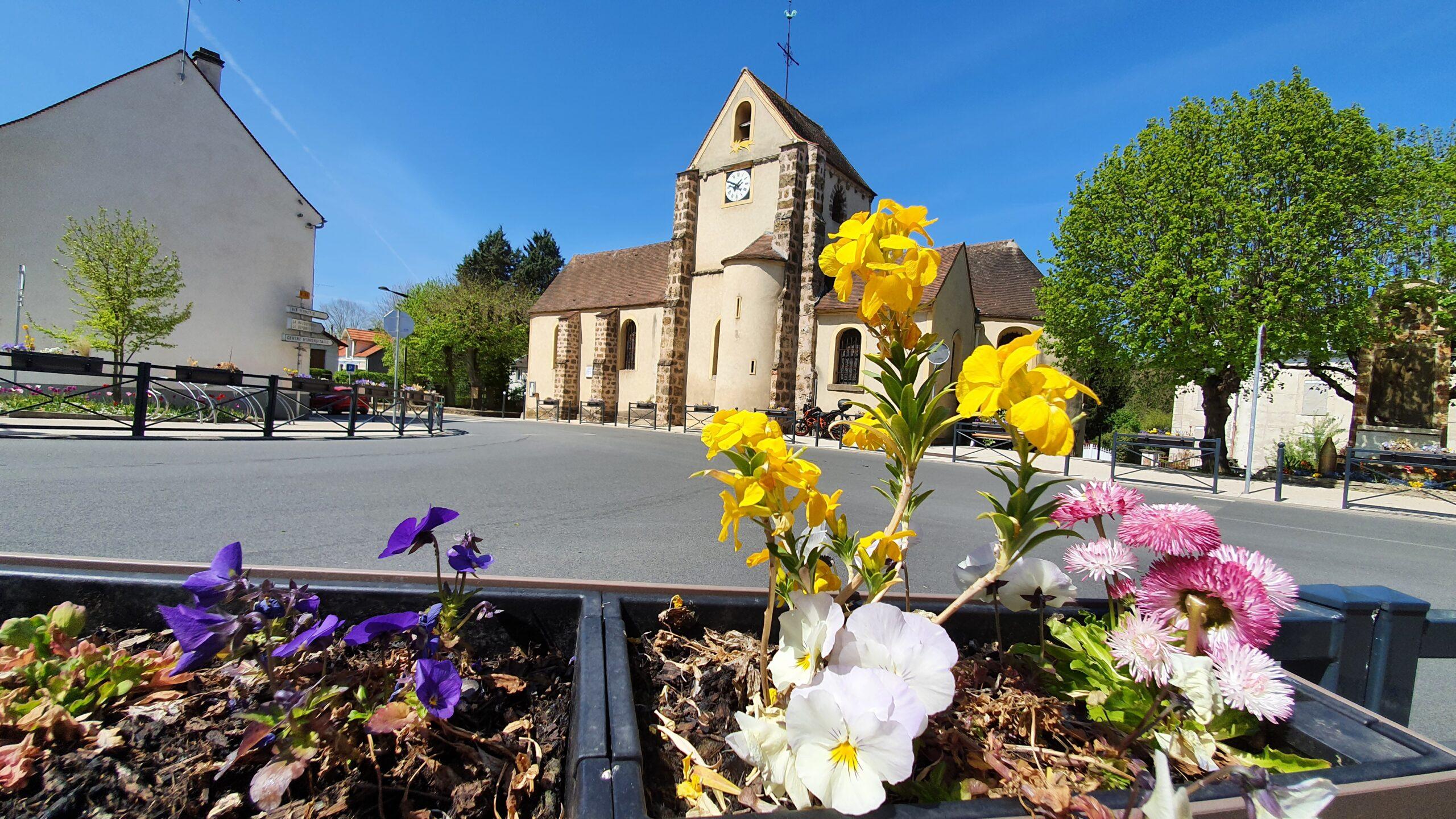 Eglise Saint-Matthieu, bures sur Yvette - Ma Petite Banlieue
