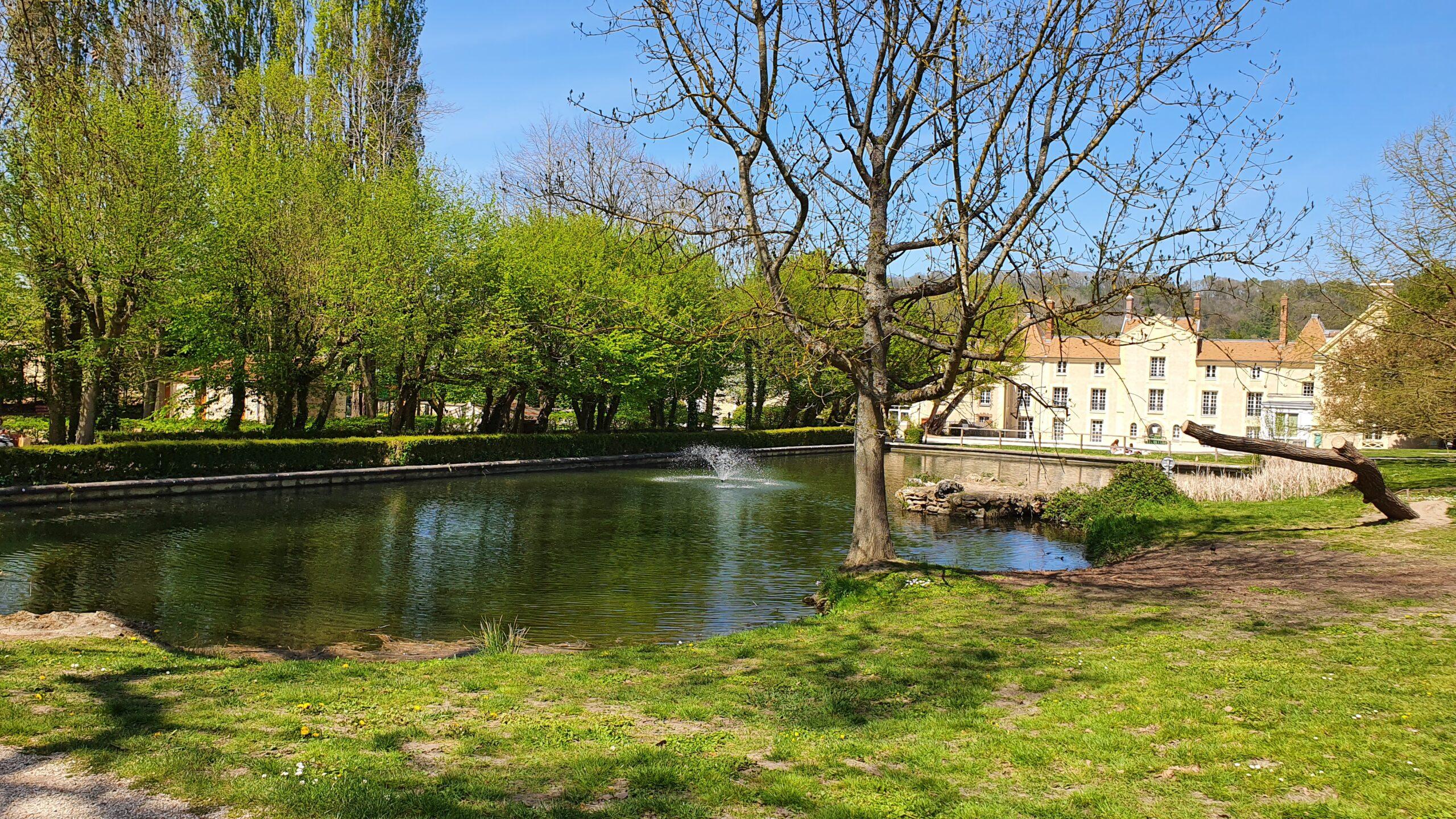 Parc de La Grande Maison - 1Parc de La Grande Maison - Bures-sur-Yvette1